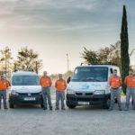 Buscafugas equipo de Zaragoza